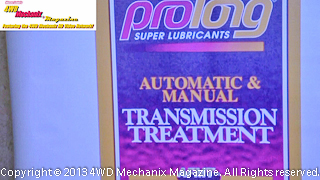 Prolong Super Lubricant for manual and automatic transmissions