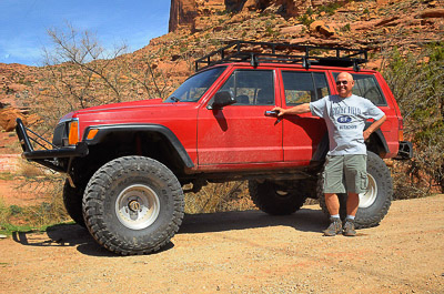 Moab 2010 XJ Cherokee Feature