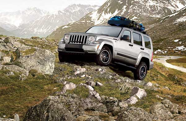 Liberty Jeep® Accessories Brochure!