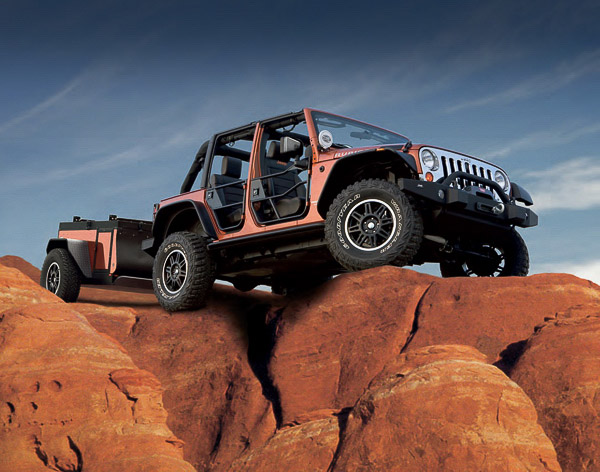 Mopar/Jeep Accessories brochures available for the JK Wrangler and other Jeep models!