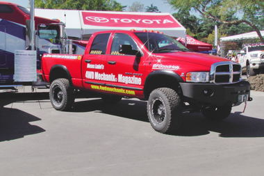 2011 Off-Road Expo at Pomona, California