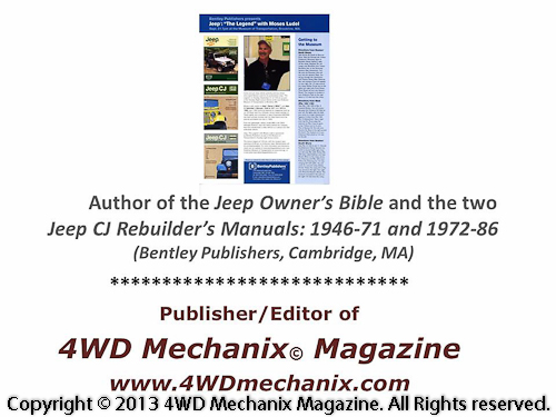 Slideshow by Moses Ludel from Midwest Willys Reunion presentation