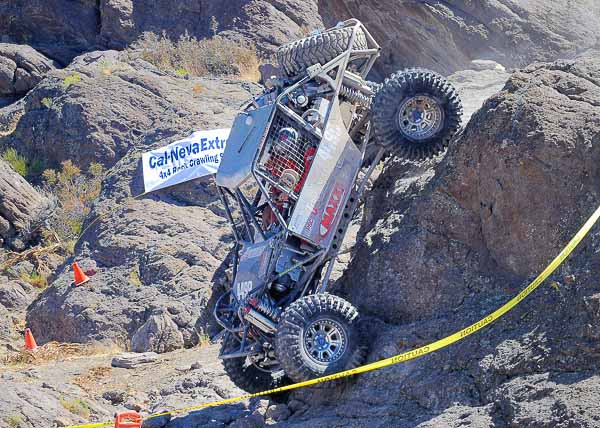 Stampede Ultra4 Race qualifier for the Griffin King of the Hammers...