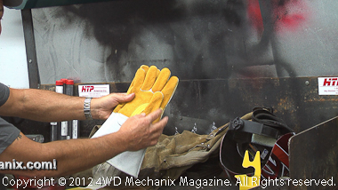 Choose the right gloves