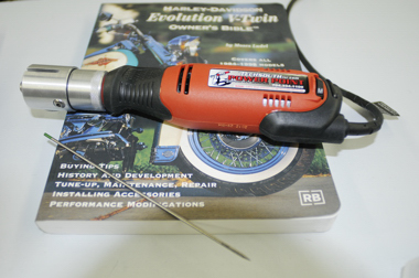 HTP America Tungsten Sharpener
