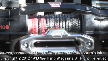 Warn's Zeon Winch series!
