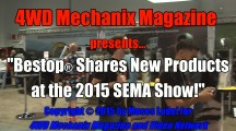 2015 SEMA Show: Bestop Tour of New Products!