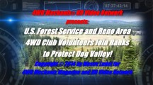 Moses Ludel's 4WD Mechanix Magazine – USFS and Off-Road Community Volunteers Protect Dog Valley