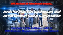 Moses Ludel's 4WD Mechanix Magazine – N4WDA and Local 4×4 Clubs Clean Up El Dorado Canyon