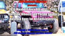 2016 Moab EJS Area BFE/BFG Fun Run