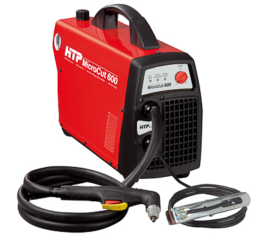 Moses Ludel's 4WD Mechanix Magazine – HTP America's MicroCut 600 Plasma Cutter