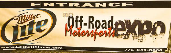 2011 Reno Expo banner