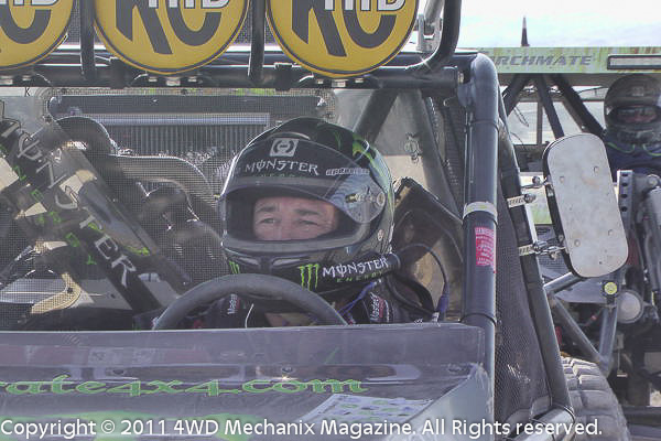 2011 Ultra4 Stampede Race