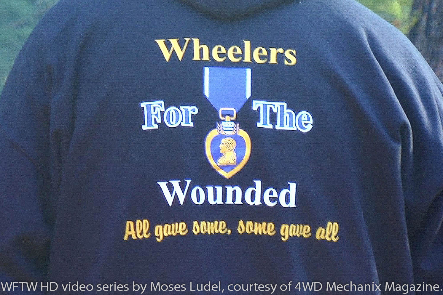 2011 Wheelers for the Wounded Rubicon Super Event