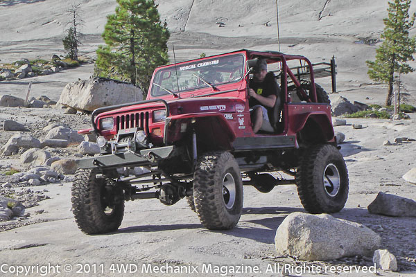 2011 WFTW on the Rubicon