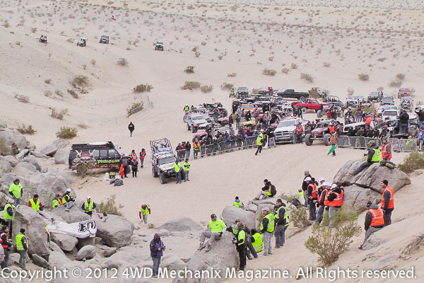 2012 Griffin King of the Hammer Ultra4 Race