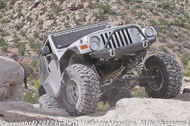 2012 Moab Jeep Safari Area BFE