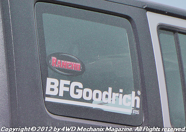 B.F. Goodrich Tires supports Outstanding Trails