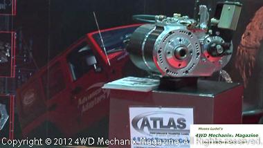 Advance Adapters Atlas 4-speed transfer case