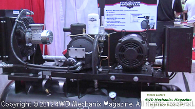 Campbell Hausfeld Rotary Air Compressors