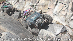 2012 Wheelers for the Wounded on the Rubicon Trail!