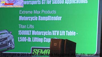 2013 SEMA Awards new products