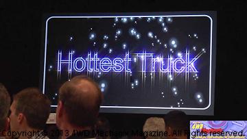 Ford Wins 2013 SEMA Hottest Truck Award.