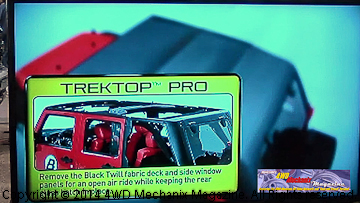 Bestop Trektop Pro soft top for Jeep JK Wrangler