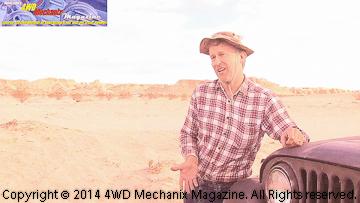 TDS Desert Safari day run tire talk!