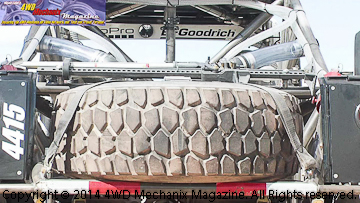 BFG Baja KR2 racing tires!
