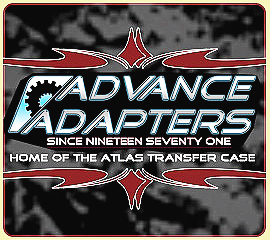 Advance Adapters 4x4 products since 1971