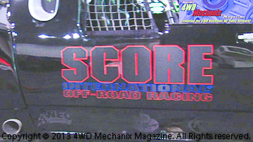 SCORE/HDRA room is a big Off-Road Expo attraction.