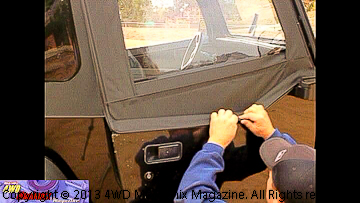 Bestop Supertop NX-10 — Moses Ludel's 4WD Mechanix Magazine