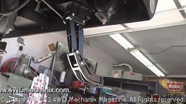 Installing the Bestop TrekStep in the Dodge Ram 3500!