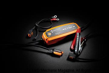 CTEK MUS Polar 4.3 battery charger