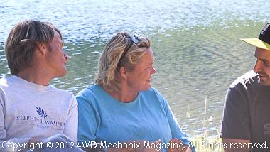 Steve and Elizabeth Wampler