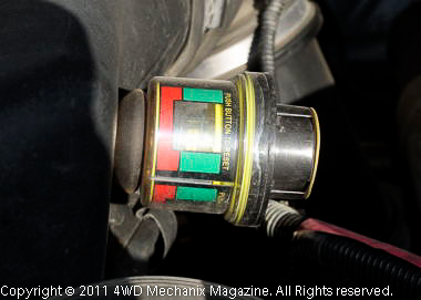 Moses Ludel's 4WD Mechanix Magazine – How-to: Dodge Ram Truck Air Filter & Fuel Filter Service