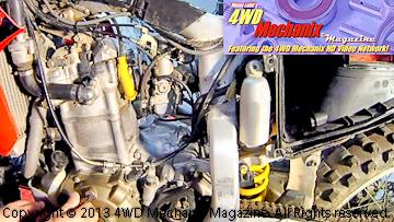 Honda XR650R motorcycle engine