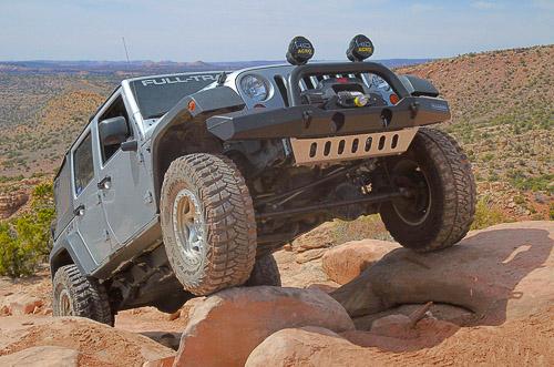 Rubicrawler crawl box for the Jeep JK Wrangler!