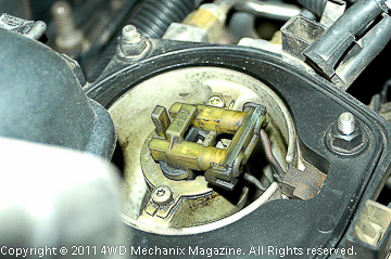 Moses Ludel's 4WD Mechanix Magazine - Tuning and