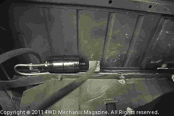 Moses Ludel's 4WD Mechanix Magazine - Jeep Fuel Pressure ... on