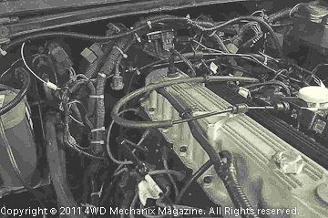 Moses Ludel's 4WD Mechanix Magazine - Jeep Fuel Pressure ... on chevrolet wire harness, dodge ram wire harness, mercury wire harness, tesla wire harness, car wire harness, chrysler wire harness, willys m38 wire harness, mopar wire harness, porsche wire harness, pontiac wire harness, mclaren wire harness, gmc wire harness, model a wire harness, vw wire harness, corvette wire harness, caterpillar wire harness, ford wire harness, bus wire harness, kawasaki wire harness, daihatsu wire harness,