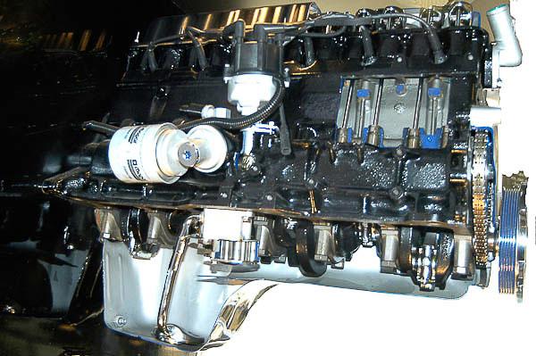 AMC/Jeep inline six design