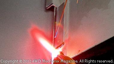 Gas welding final practice exercises