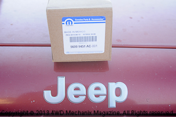 Moses Ludel's 4WD Mechanix Magazine – How-to: Jeep Cherokee Power Window and Door Lock Switch Replacement