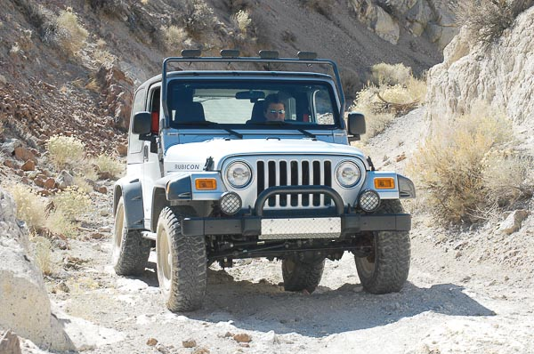 TJ Wrangler Rubicon edtion Jeep 4WD!
