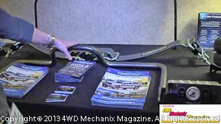 Hellwig anti-sway bars exceed all OEM designs.