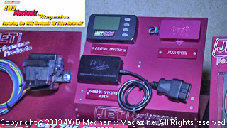 JET Performance Products tuning modules