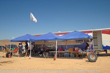 B.F. Goodrich 'Pro Pit' based at Yerington, Nevada