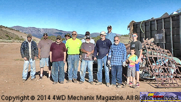 This group did a tremendous clean-up job on May 18, 2014.